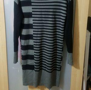 Bisou bisou sweater dress